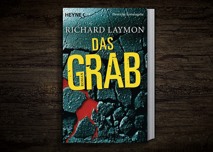 Das Grab - Cover