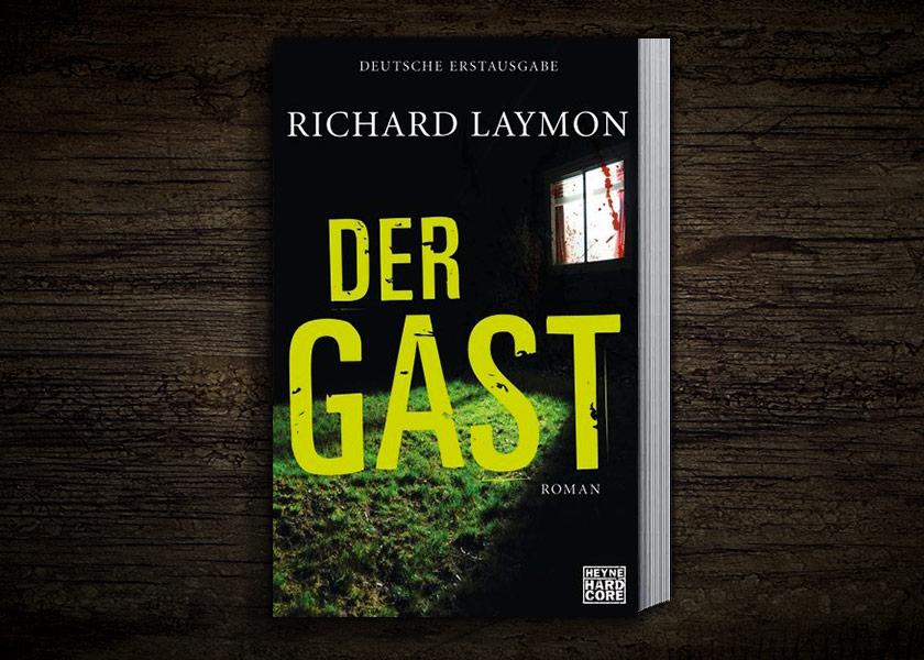 Der Gast - Cover