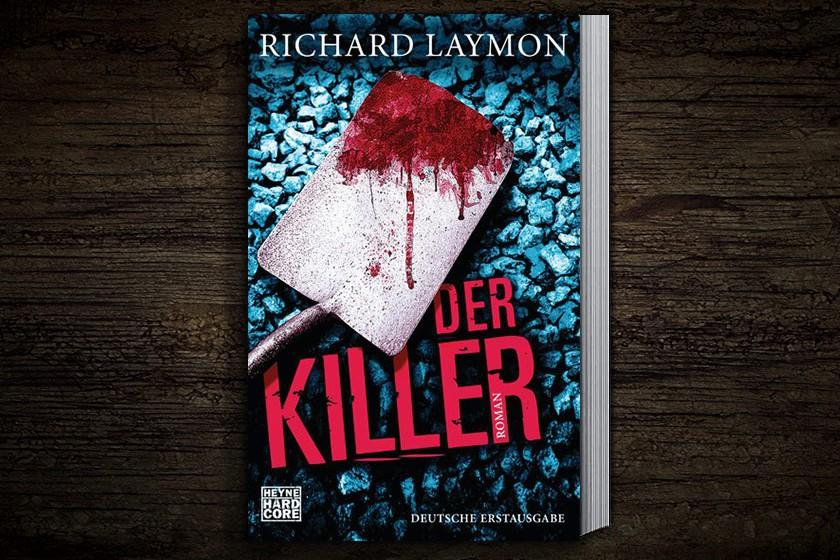 Der Killer - Cover