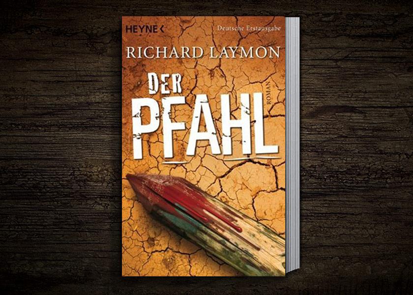 Der Pfahl - Cover