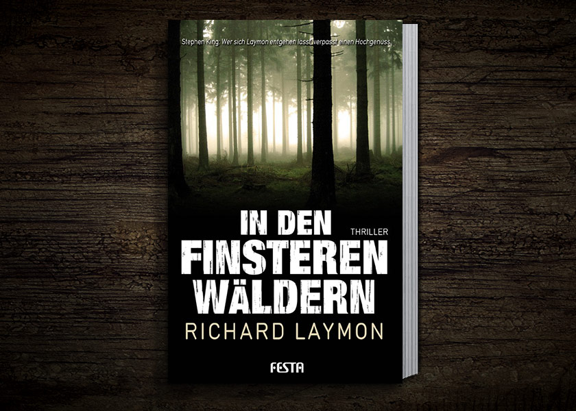 In den finsteren Wäldern - Cover